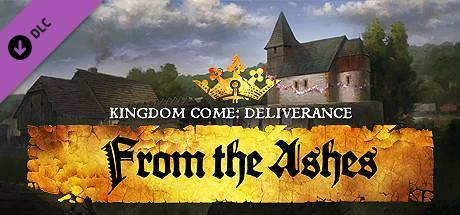 Kingdom Come Deliverance From the Ashes torrent download - Steam DLC