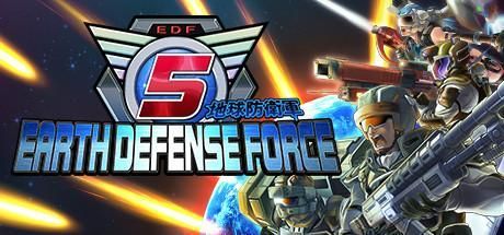 Earth Defense Force 5 Game Free Download Torrent