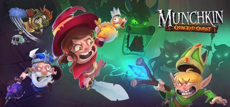Munchkin Quacked Quest Game Free Download Torrent