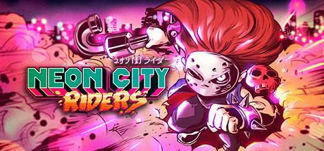 Neon City Riders Game Free Download Torrent