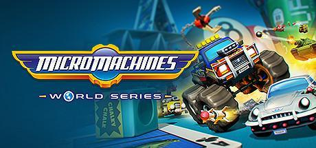 Micro Machines World Series Game Free Download Torrent