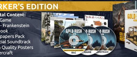 Gold Rush The Game - Parkers Edition Game Free Download Torrent