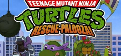 Teenage Mutant Ninja Turtles Rescue Palooza Game Free Download Torrent