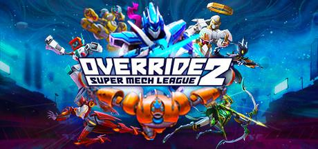 Override 2 Super Mech League Game Free Download Torrent