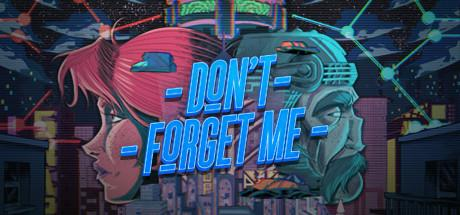 Dont Forget Me Game Free Download Torrent