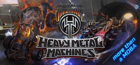 Heavy Metal Machines Game Free Download Torrent