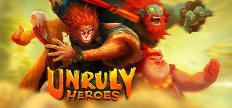 Unruly Heroes Game Free Download Torrent