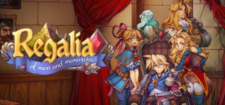 Regalia Of Men and Monarchs Game Free Download Torrent