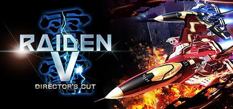 Raiden V Director's Cut Game Free Download Torrent