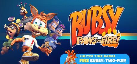Bubsy Paws on Fire Game Free Download Torrent