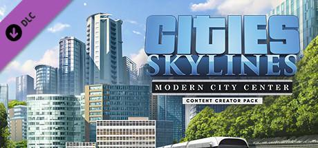 Cities Skylines Modern City Center Game Free Download Torrent