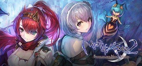 Nights of Azure 2 Game Free Download Torrent