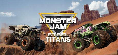 Monster Jam Steel Titans Game Free Download Torrent