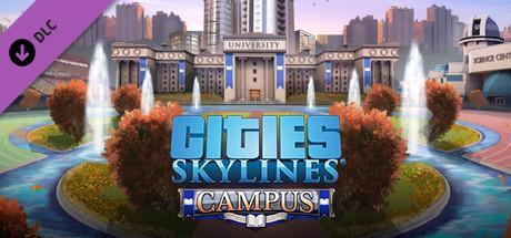 Cities Skylines Campus Game Free Download Torrent