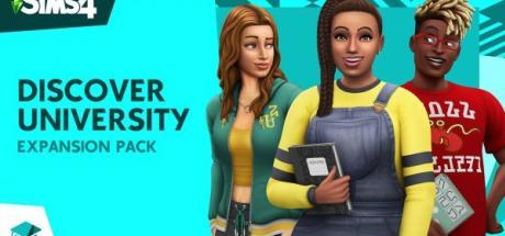 The Sims 4 Discover University Game Free Download Torrent