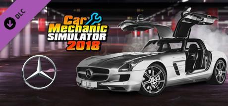 Car Mechanic Simulator 2018 Mercedes-Benz DLC Game Free Download Torrent