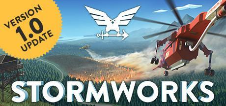 Stormworks Build and Rescue Game Free Download Torrent