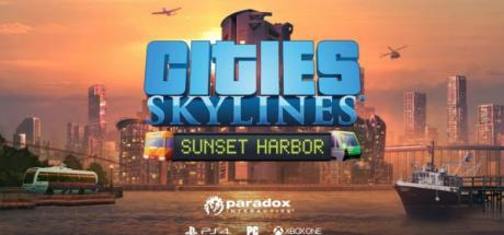 Cities Skylines Sunset Harbor Game Free Download Torrent