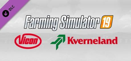 Farming Simulator 19 Kverneland Vicon Equipment Pack Game Free Download Torrent