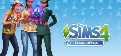 The Sims 4 Stranger Ville Game Free Download Torrent