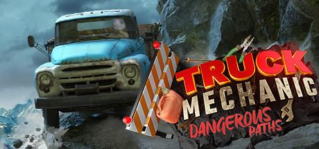 Truck Mechanic Dangerous Paths Game Free Download Torrent