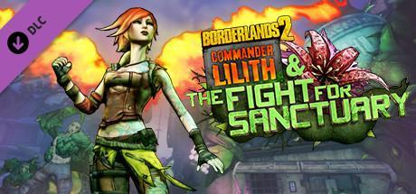 Borderlands 2 Commander Lilith and the Fight for Sanctuary Game Free Download Torrent