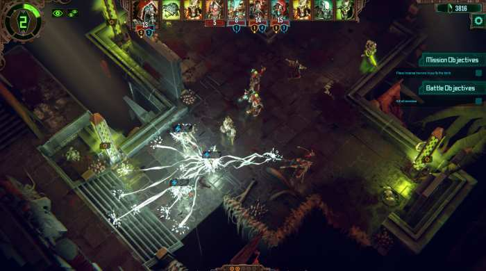 Warhammer 40000 Mechanicus Game Free Download Torrent