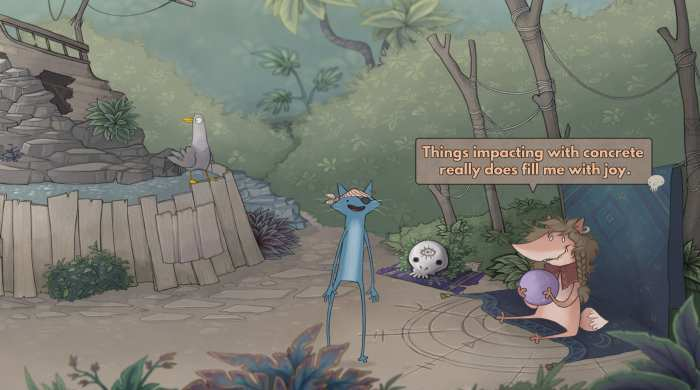 Chook and Sosig Walk the Plank Game Free Download Torrent