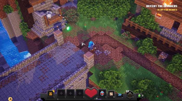 Minecraft Dungeons Game Free Download Torrent