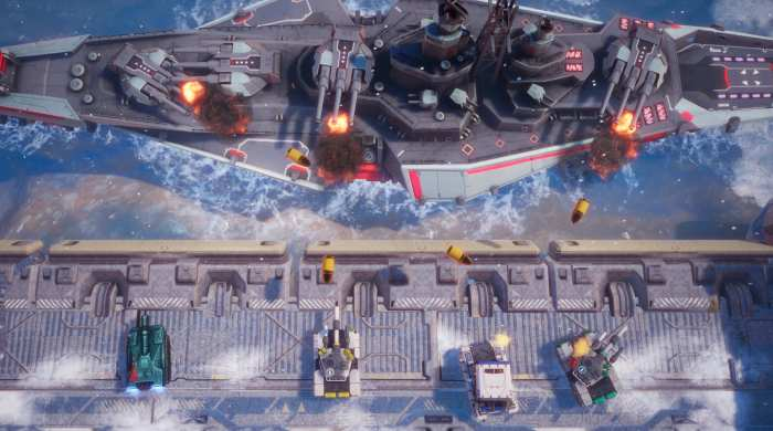 Tank Brawl 2 Armor Fury Game Free Download Torrent