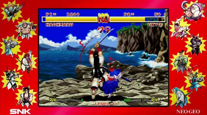 Samurai Shodown NeoGeo Collection Game Free Download Torrent
