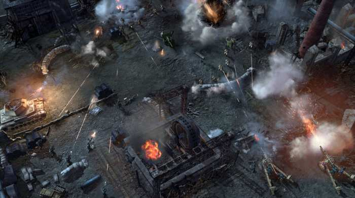 Company of Heroes 2 Master Collection torrent download v4