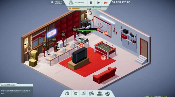 Tech Corp. Game Free Download Torrent