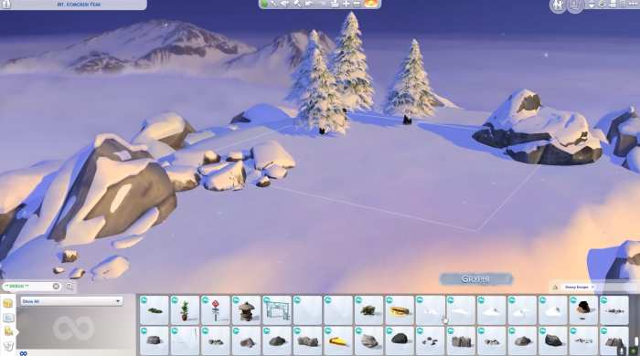 The Sims 4 Snowy Escape Game Free Download Torrent