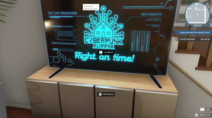 House Flipper Cyberpunk Game Free Download Torrent