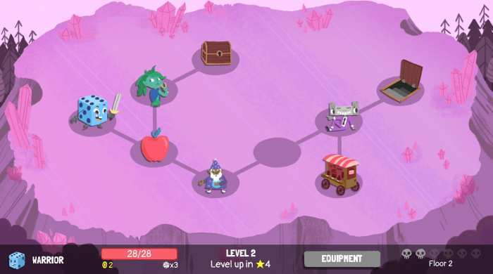 Dicey Dungeons Game Free Download Torrent
