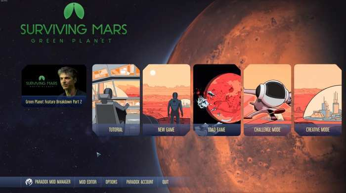Surviving Mars Green Planet Game Free Download Torrent