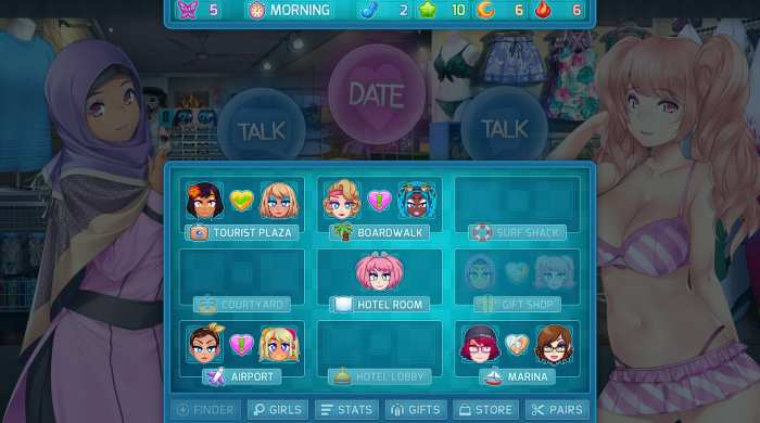 HuniePop 2 Double Date Game Free Download Torrent