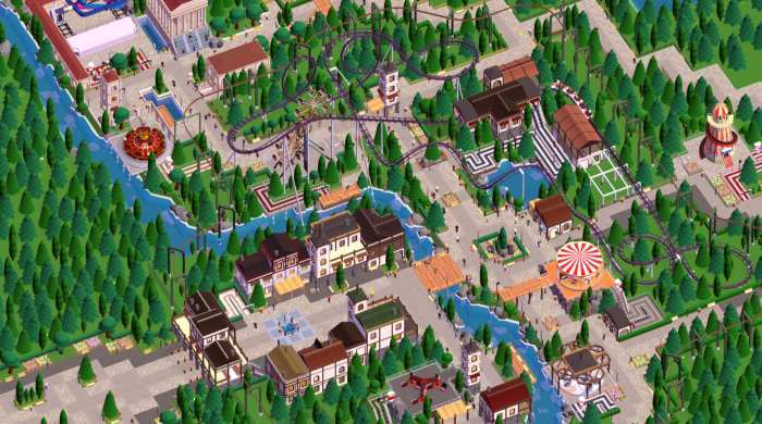 Parkitect Game Free Download Torrent