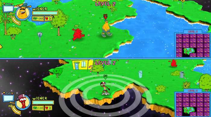 ToeJam and Earl Back in the Groove Game Free Download Torrent