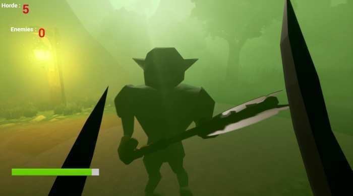 Defend the village from goblins Game Free Download Torrent