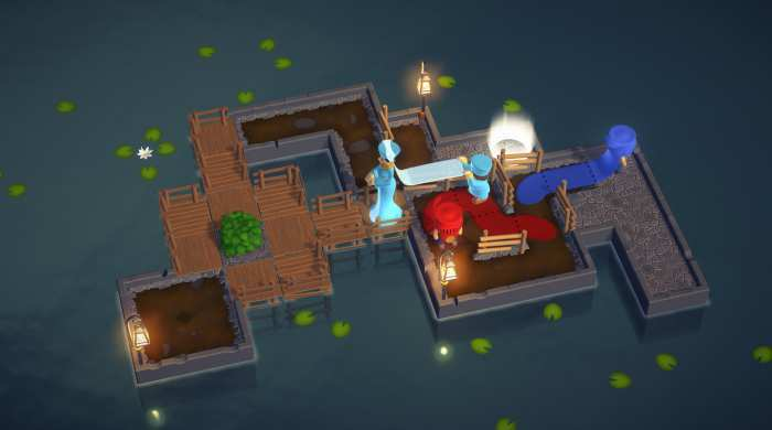 Puddle Knights Game Free Download Torrent