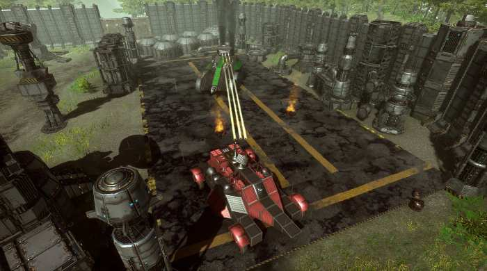 Dieselpunk Wars Game Free Download Torrent