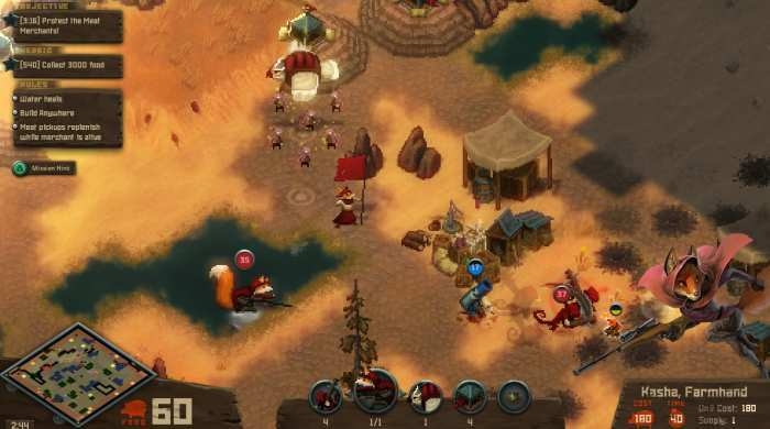 Tooth and Tail Game Free Download Torrent