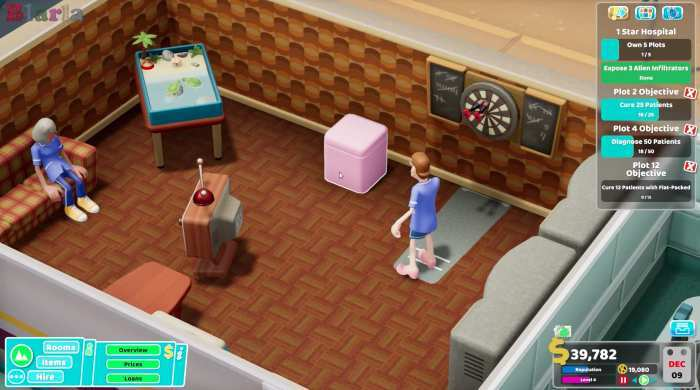 Two Point Hospital Close Encounters Game Free Download Torrent
