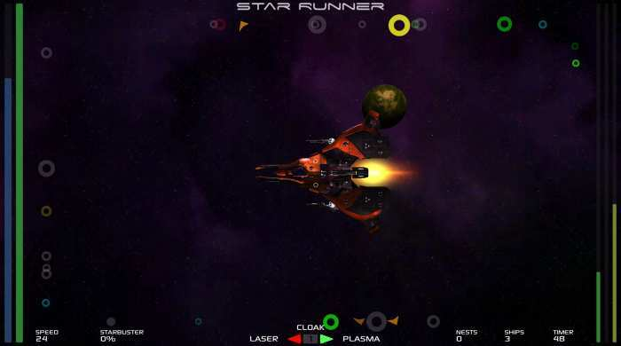 Star Runner Game Free Download Torrent
