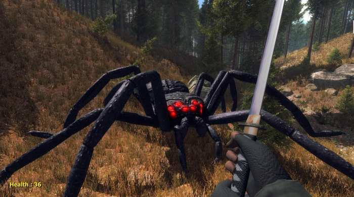 Forest Spiders Game Free Download Torrent