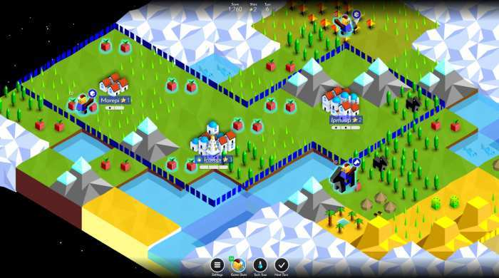 The Battle of Polytopia Game Free Download Torrent
