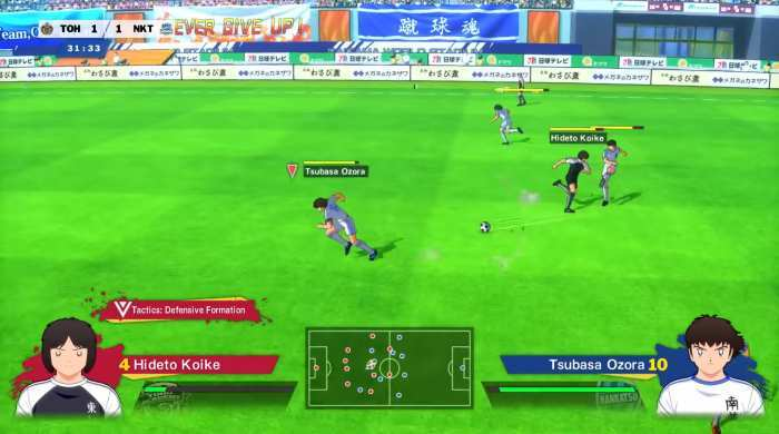 Captain Tsubasa Rise of New Champions Game Free Download Torrent