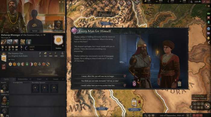Crusader Kings 3 Game Free Download Torrent